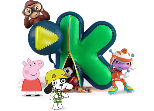 1366 Discovery Kids