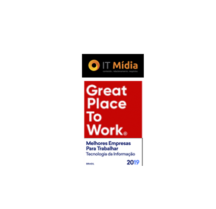 Great Place To Work® - Tecnologia da Informação 2019
