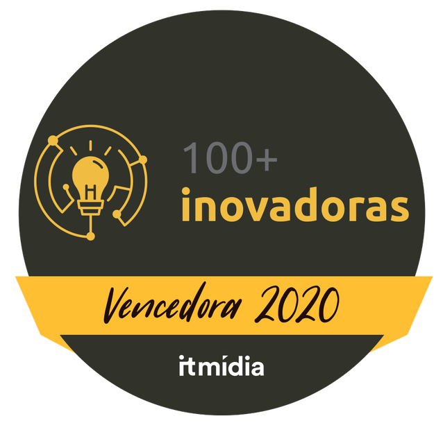 Empresa mais inovadora de 2020
